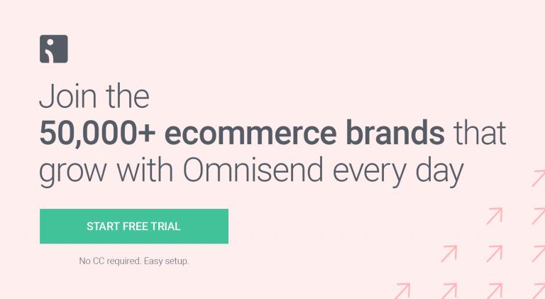 Omnisend Free Trial